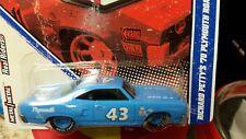 2010 Hw Vintage Racing Richard Petty's #43 Blue 1970 Plymouth Road Runner 22/30