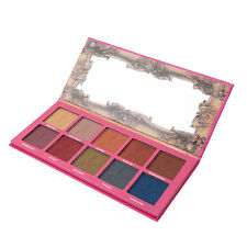 New 10 Star Colors Eyeshadow Palette Shimmer Matte Makeup Eye Shadow Cosmetics
