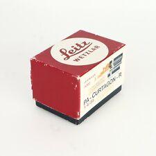 - Leica Leitz Empty Box for Leicaflex PA - Curtagon - R 35mm f4 Shift Lens, 1120