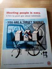Radiohead - Meeting People Is Easy (DVD, 1999)