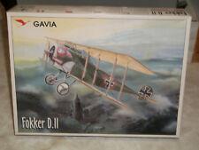 Gavia 1/48 Scale Fokker D.II
