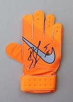 Eldin Jakupovic Signed Goalkeeper Glove Hull City Autograph Memorabilia + COA