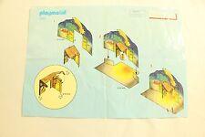 Playmobil 3996 Weihnachten Jesuskind betheleham Krippe Anleitung 1999