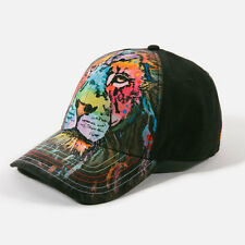 The Mountain Maine Lion Cat Colorful King of the Jungle Baseball Hat Cap 944073