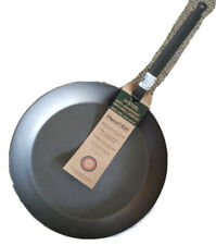 Mauviel 3651.36 M'Steel carbon black steel fry pan 14 Inch 36cm Made France 14""