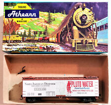 ATHEARN #5210 PLUTO WATER 40' WD REEFER HO SCALE NIB / P