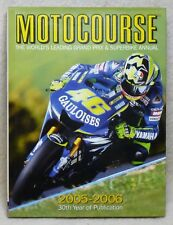 Motocourse 2005-06: The World's Leading Grand Prix, MotoGP & Superbike Annual.