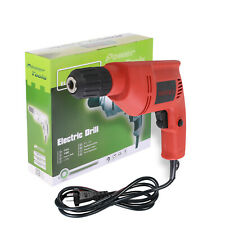 Electric Power Drill Driver 110V Variable Speed Chuck Power Tool For Heavy Duty