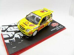 Suzuki Ignis Jwrc Wilks Pugh #32 Rally Mounted Carlo 2005 1/43 ixo altaya