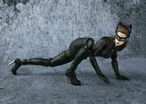 S.H.Figuarts Catwoman The Dark Knight Rises Action Figure 150mm ABS PVC Bandai