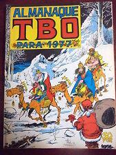 TBO Almanaque 1977