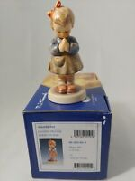 "Goebel Hummel ""Evening Prayer""  Figure # 495  01-495-01-9  In Box w/paper"