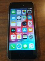 Apple iPhone 5s - 16GB - Space Gray (Verizon) A1533 (CDMA + GSM), unlocked