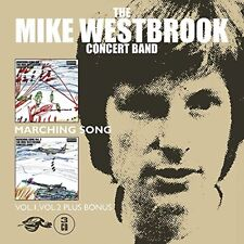 Mike Westbrook Concert Band - Marching Song  Vol1 and Vol2 [CD]