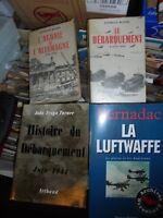 Bernadac LA LUFTWAFFE / LE DEBARQUEMENT / L'AGONIE DE L'ALLEMAGNE G Blond