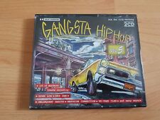 Gangsta HipHop Vol. 5 KRS One, Wu-Tang, E40, Geto Boys uvm Doppel CD Gebraucht