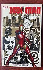 IRON MAN: DIRECTOR OF S.H.I.E.L.D. TPB (2007) - Marvel 1st Print