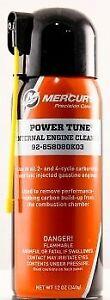 Mercury Marine Quicksilver Power Tune Internal Engine Cleaner OEM  92-858080K03