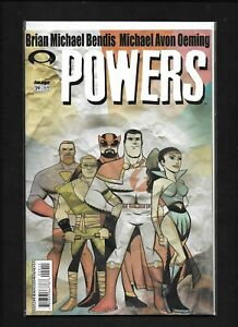 POWERS, No. 29, IMAGE COMICS, MARCH 5, 2003. NEAR MINT AND UNREAD.
