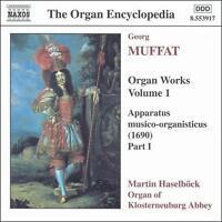 Georg Muffat: Organ Works, Vol. 1, New Music