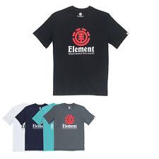 Element Vertical SS Logo T-Shirt verschiedene Farben
