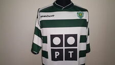 SPORTING LISBON SHIRT JERSEY RONALDO PORTUGAL MANCHESTER REAL MADRID