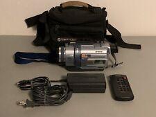New ListingSony Handycam Dcr-Trv240 Digital 8 8mm Video8 Hi8 Camcorder + Charger Tested