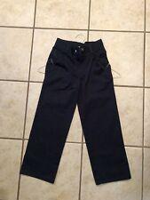 Chaps Navy Adjust Waist Size 7 Regular Boys Adjust Waist Dress Pants