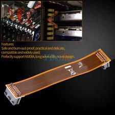 """Flexible 12cm SLI Bridge PCI-E Cable Video Card Connector 4.7"""" For NVidia 1bl"""