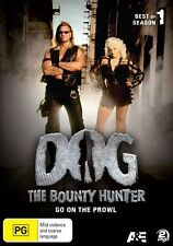 Dog The Bounty Hunter - Best Of : Season 1 (DVD, 2010, 2-Disc Set) Region 4