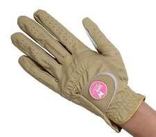 Ladies Golf Gloves Large Left Hand Beige Lady Classic Soft Flex Ball Marker