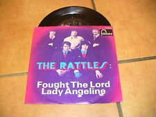 3/2 Rattles  -  Fought The Lord -  Lady Angeline