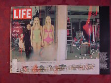 LIFE September 27 1968 SWEDISH FASHIONS VINCE LOMBARDI