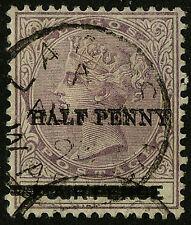 Lagos  1893  Scott # 39a   USED