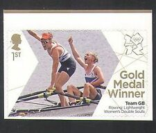 GB 2012 Jeux Olympiques/sport/médaille d'or Winners/AVIRON/Copeland/Hosking 1 V (n35462)