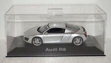 Schuco Audi R8 Eissilber 1:43 in PC und OVP
