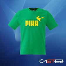 Camiseta coche pika parodia puma pikachu pokemon regalo humor  (ENVIO 24/48h)