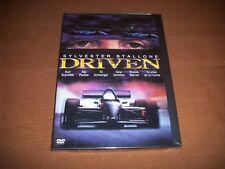 Driven DVD  Sylvester Stallone Burt Reynolds,Kip Pardue 2001 Snap Case New