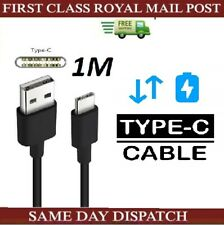 For Samsung Galaxy A50 USB Type C 1M CHARGING CABLE Sync & Charger WIRE LEAD