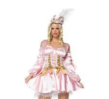 LEG AVENUE 83374 SEXY CAPTAIN'S TREASURE WENCH PIRATE DRESS COSTUME-PINK