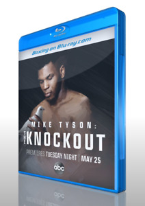 Mike Tyson: The Knockout on Blu-ray