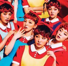 K-POP RED VELVET 1st Album [The Red] CD + Booklet + Photocard Sealed