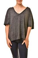 Women's Stussy Donna Turtleneck SweaterJumper Cotton Top