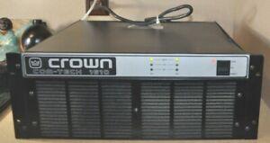 Crown Com-Tech Professional Power Amplifier *Model 1610