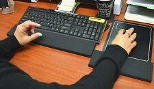 XCEL Comfort Max Keyboard and Mouse Wrist Support Combo 2 Piece Set