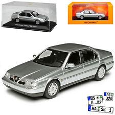 Alfa Romeo 164 3.0 v6 Super Argent Métallique 1987-1997 1/43 MINICHAMPS maxichamps