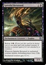 Spiteful Returned   EX/NM  X4 MTG Magic  Born of the Gods Black Uncommon