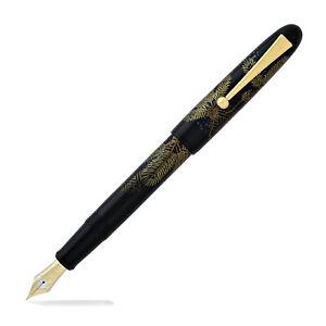 Namiki Yukari Collection Fountain Pen - Pine Needle - Medium Point  P63311