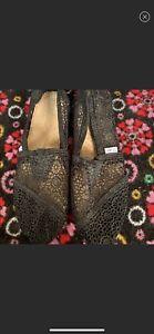 Toms women Black shoes