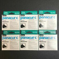 6 of Panacur C 파나쿠어 펜벤다졸 2그램 6 박스 세트 *빠른 우체국 택배 *한국배송*